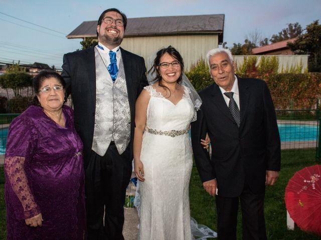 El matrimonio de Fabián y Macarena en Concepción, Concepción 88