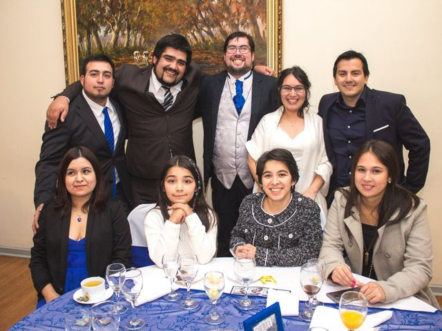 El matrimonio de Fabián y Macarena en Concepción, Concepción 89