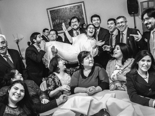 El matrimonio de Fabián y Macarena en Concepción, Concepción 91