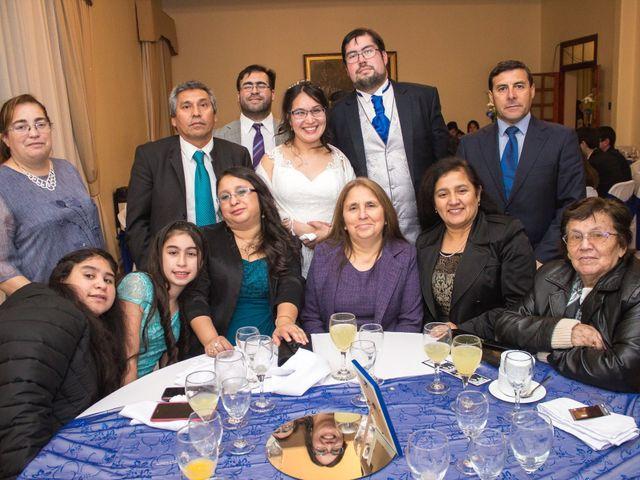 El matrimonio de Fabián y Macarena en Concepción, Concepción 93