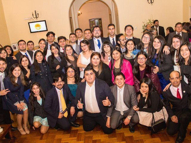 El matrimonio de Fabián y Macarena en Concepción, Concepción 112