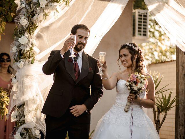 El matrimonio de María Francisca  y Alvaro Ignacio