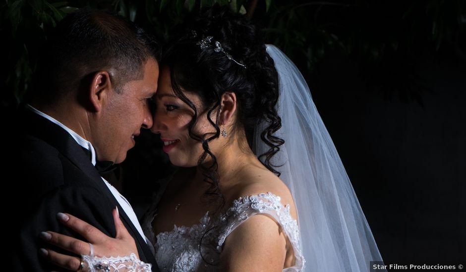 El matrimonio de Eduardo y Lisete en La Pintana, Santiago