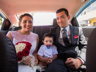 El matrimonio de Valeria y Óscar 3
