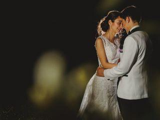 El matrimonio de Andrea y Gerard 1