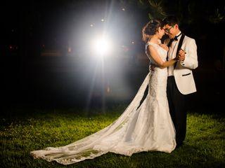 El matrimonio de Andrea y Gerard
