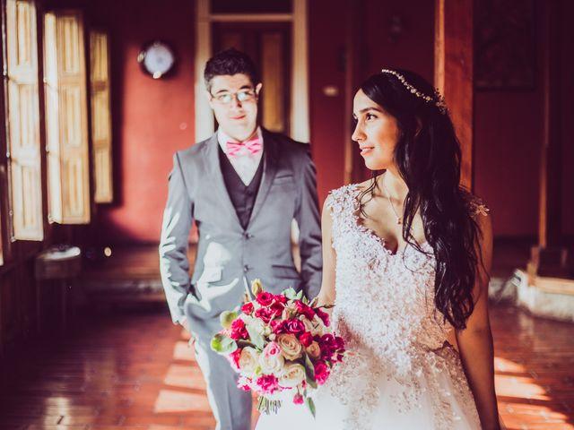 El matrimonio de Elaine y Jehison