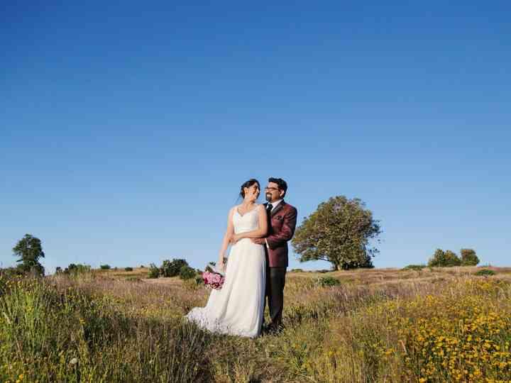 El matrimonio de Romina y Josué