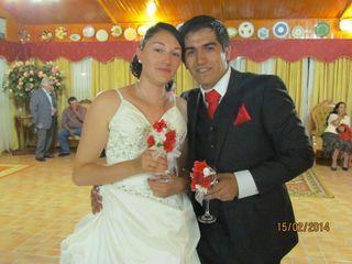 El matrimonio de Andrea y Gustavo 3