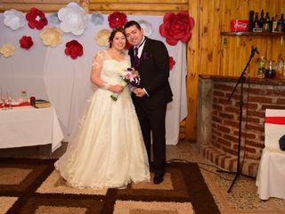 El matrimonio de María José y Jacob Andrés