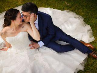 El matrimonio de Brenda y Cristián 2