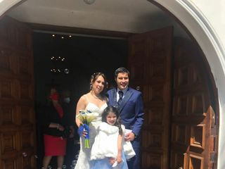 El matrimonio de María  Angélica  y Felipe 1