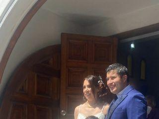 El matrimonio de María  Angélica  y Felipe 3