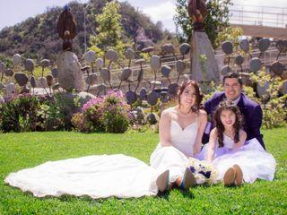 El matrimonio de María  Angélica  y Felipe