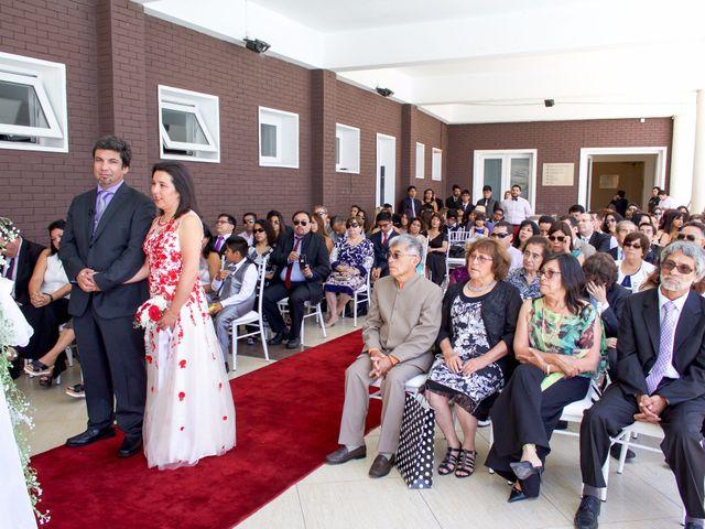 El matrimonio de Ismael y Elizabeth en Antofagasta, Antofagasta 1