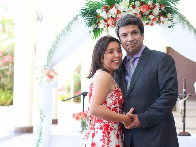 El matrimonio de Elizabeth y Ismael