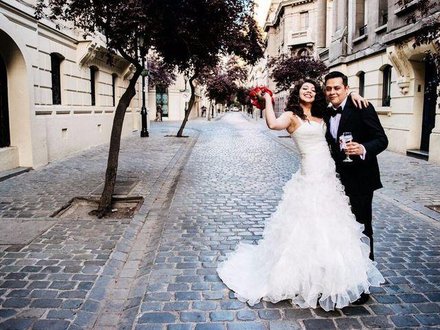 El matrimonio de Catalina y Camilo
