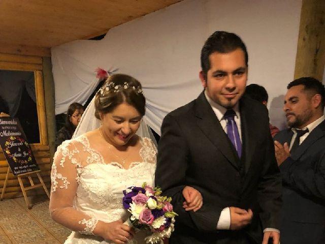 El matrimonio de Jacob Andrés y María José en Cabrero, Bío-Bío 8