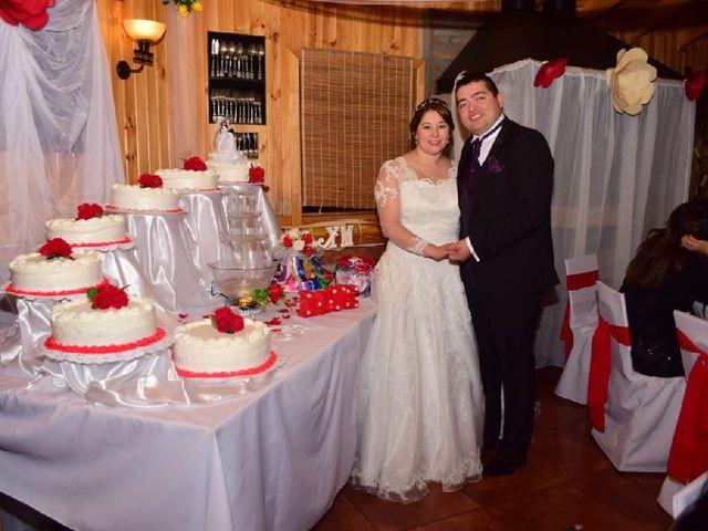 El matrimonio de Jacob Andrés y María José en Cabrero, Bío-Bío 12