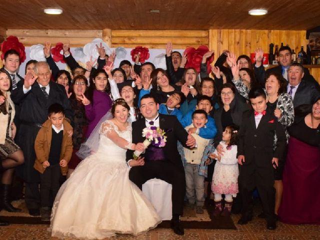 El matrimonio de Jacob Andrés y María José en Cabrero, Bío-Bío 14