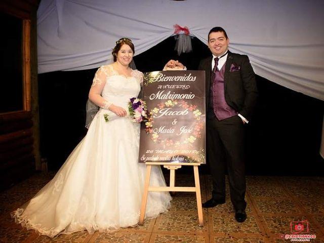 El matrimonio de Jacob Andrés y María José en Cabrero, Bío-Bío 2