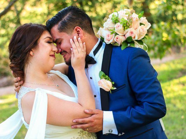El matrimonio de Gabriela y Andrés