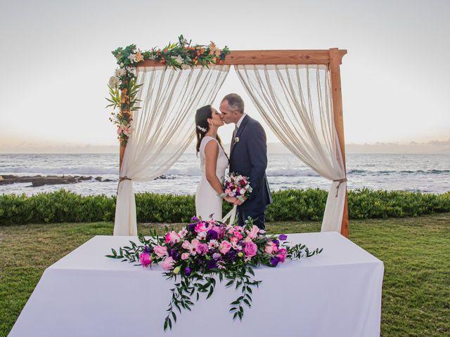 El matrimonio de Érica y Brando