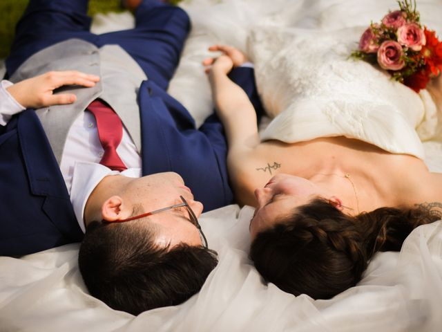 El matrimonio de Brenda y Cristián