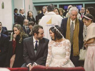 El matrimonio de Winnie y Anibal 3