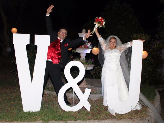 El matrimonio de Jessica y Víctor