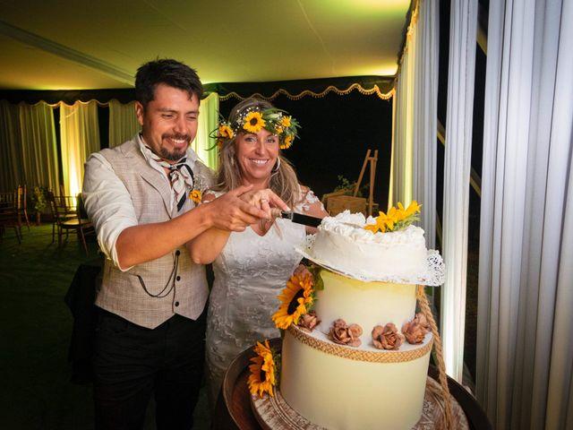 El matrimonio de Marcelo  y Lorena
