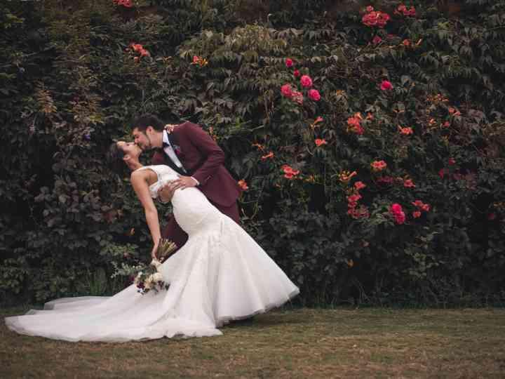 El matrimonio de Inés y Claudio