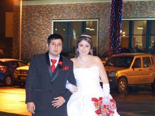 El matrimonio de Fabian y Claudia
