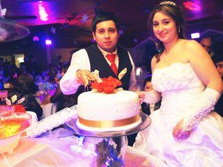 El matrimonio de Fabian y Claudia 3