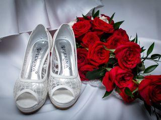 El matrimonio de Dennisse y Cristían 2