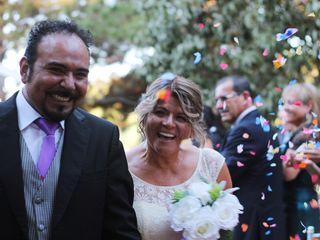 El matrimonio de Gilda y Alfredo 3