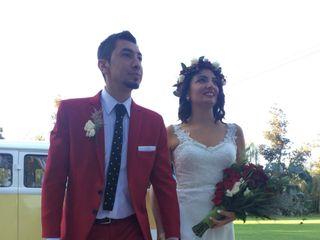 El matrimonio de Macarena  y Gonzalo  2