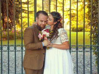 El matrimonio de Fernanda y Francisco 2