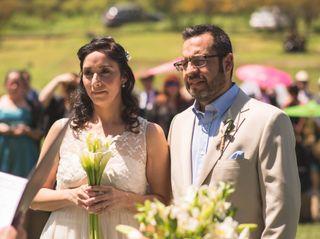 El matrimonio de Ale y Pato