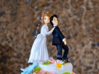 El matrimonio de Libni y Alexander 1