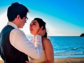 El matrimonio de Libni y Alexander