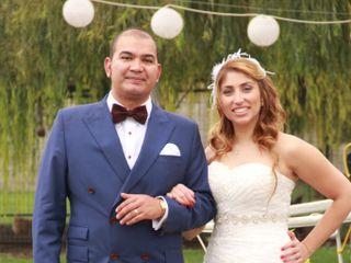 El matrimonio de Camila y Nicolás