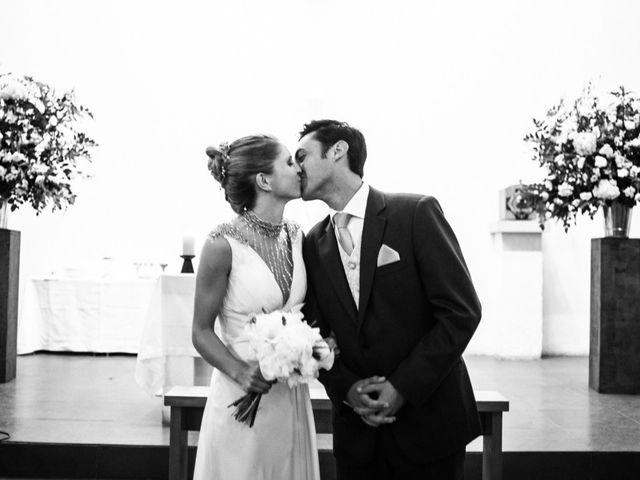El matrimonio de Maricarmen y Álvaro