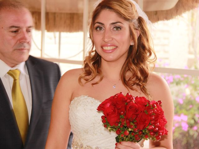 El matrimonio de Nicolás y Camila en Lampa, Chacabuco 1
