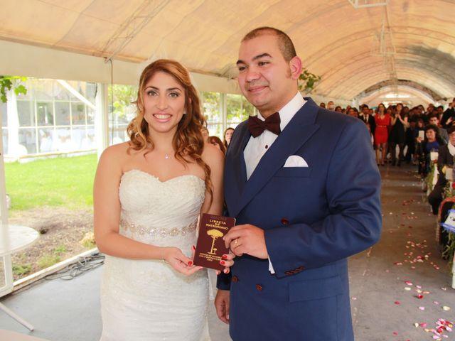 El matrimonio de Nicolás y Camila en Lampa, Chacabuco 4