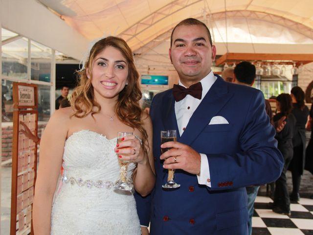 El matrimonio de Nicolás y Camila en Lampa, Chacabuco 6