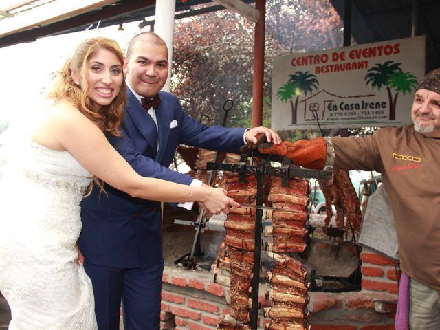 El matrimonio de Nicolás y Camila en Lampa, Chacabuco 7