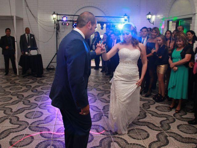 El matrimonio de Nicolás y Camila en Lampa, Chacabuco 8