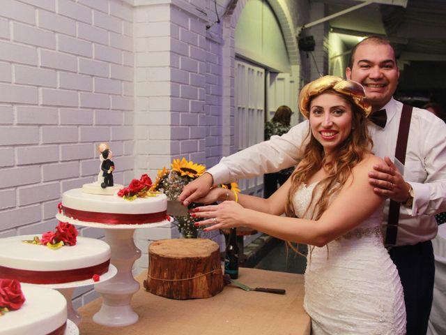 El matrimonio de Nicolás y Camila en Lampa, Chacabuco 10