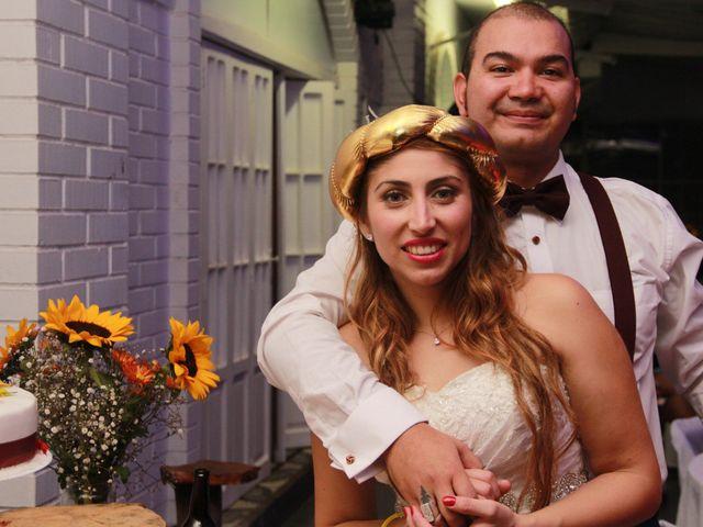 El matrimonio de Nicolás y Camila en Lampa, Chacabuco 11